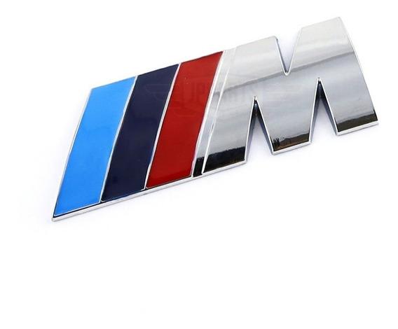 Acessórios Bmw Emblema M 118i 120i 316i 320i 328i X1