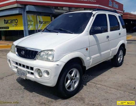 Toyota Terios Awd Sincronico