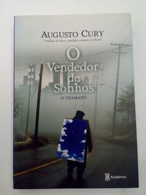 Livro O Vendedor De Sonhos: O Chamado - Augusto Cury
