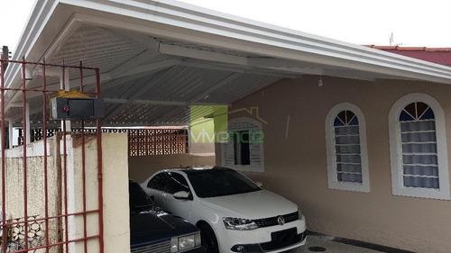Casa  Residencial À Venda, Vila Miguel Vicente Cury, Campinas. - Ca0038