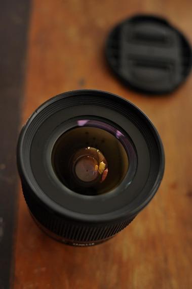Lente Sigma 24mm 1.8 Nikon