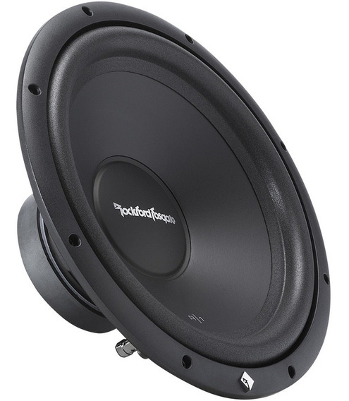 Subwoofer 12 Pulgadas Rockford Simple Bobina 200w Rms