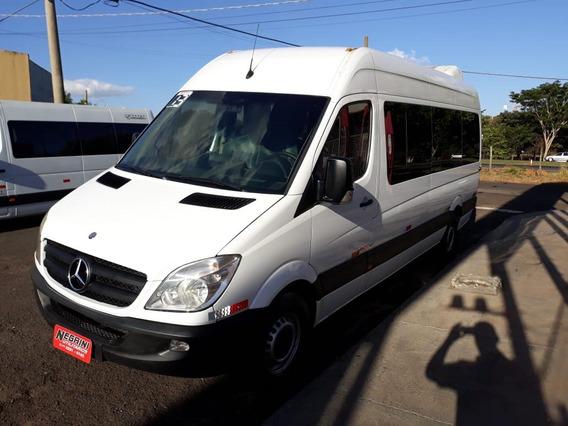 Mercedes-benz Sprinter 2.2 415 Cdi Van 16 Lugares Teto Alto