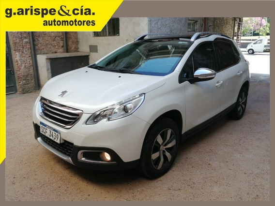Peugeot 2008 1.6 Griffe 2016
