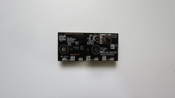 Sensor Do Controle Remoto Da Tv Lg 32ld420