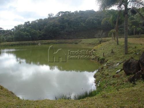 Chácara Com 2 Dormitórios À Venda Com 200000m² Por R$ 1.800.000,00 No Bairro Roseira - São José Dos Pinhais / Pr - 203