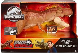 Jurassic World T-rex Colosal Fmm63 Bestoys
