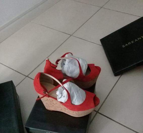 Sandalias Zara Importadas ¡sin Usar!