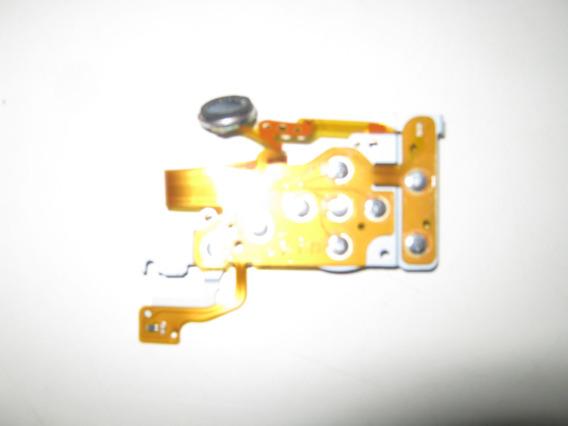 Placa Dos Botões Alto-falante Câmera Canon T4i Eos 650d