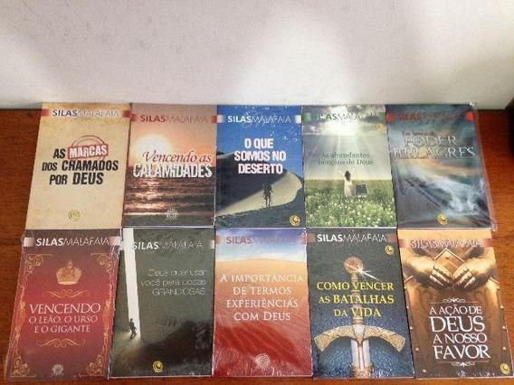 Livros Pr.silas Malafaia (vários Temas) Preço Por Unidade