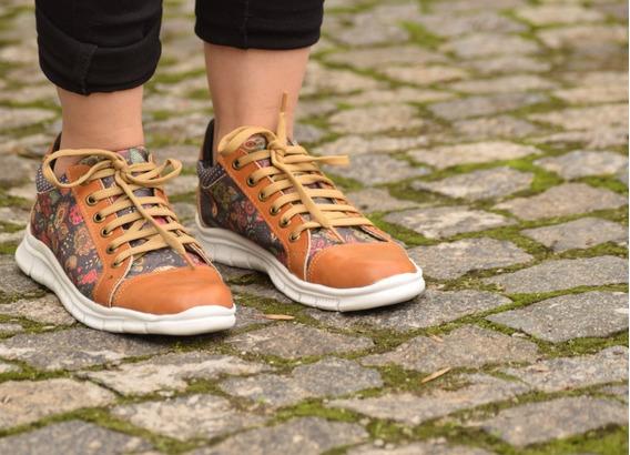 Zapatillas Deportivas Con Diseño Independiente