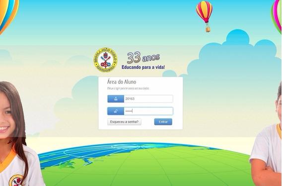 Sistema Escolar Boletim Online Script Em Php E Html