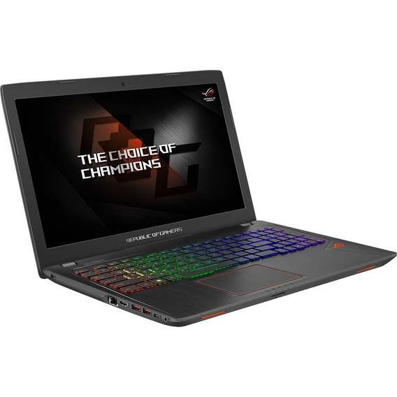 Notebook Asus Gamer Strix Gl753v Intel Core I7 16gb 128ssd