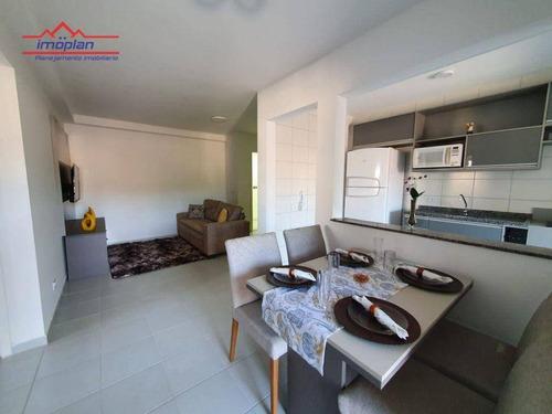 Apartamento Com 2 Dormitórios À Venda, 69 M² Por R$ 478.000,00 - Vila Thais - Atibaia/sp - Ap0391