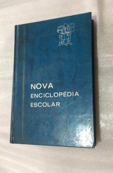 Nova Enciclopédia Escolar 4 Volumes Cesar Caio Ponte