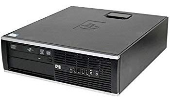 Computador Hp 6000 Core 2 Duo 4gb Ssd 240gb Windows 7