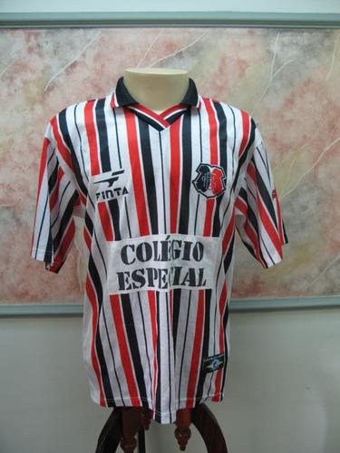 Camisa Futebol Santa Cruz Recife Pe Finta Jogo 2743