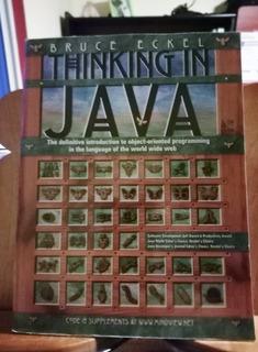 Libro Thinking In Java