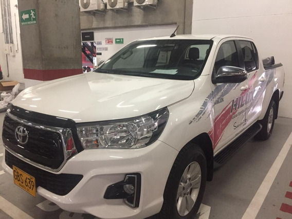 Toyota Hilux Toyota Hilux 2019