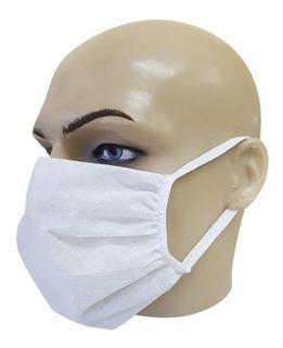 Máscara Proteção Facial Descartável Tnt Acte Caixa 50 Unid