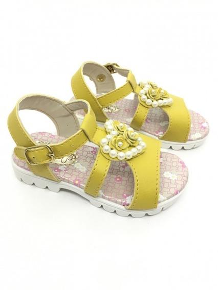 Sandalia Infantil Menina Sapato Infantil Sandalia Baby