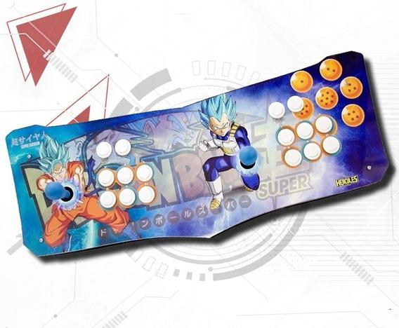 Fliperama Portátil 100% Digital Arcade Hércules Games