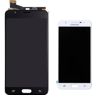 Tela Touch Display Lcd Galaxy J7 Prime G610 Completo