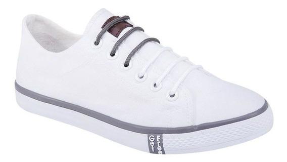 Tenis Hombre Casual Blancos Prokennex 7300 Originales Comodo