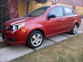 Chevrolet Aveo 2016 $137000 1.6 Ls Aa Radio Nuevo Mt