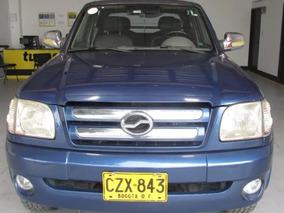 Camioneta Zhongxing (zx) 4x4 Doble Cabina