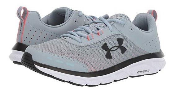 Tenis Under Armour Ua Charged Assert 8 Caballero Harbor Blue