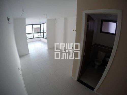 Imagem 1 de 24 de Sala Para Alugar, 35 M² Por R$ 1.500,00/mês - Icaraí - Niterói/rj - Sa0049