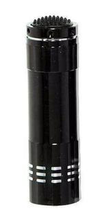 Mini Lanterna 9 Leds Peq 2cm X 8cm 3aaa