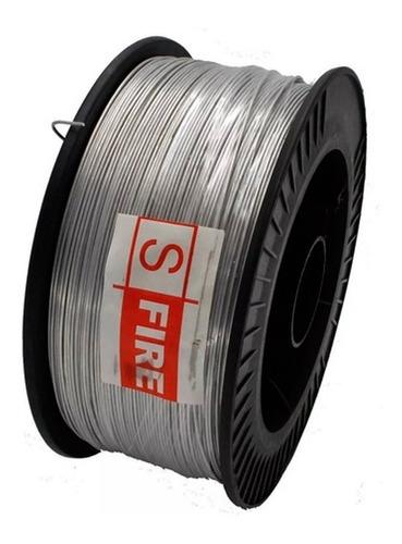 Imagen 1 de 3 de Cable Aluminio Reforzado Cal. 14 Cerca Eléctrica 500 Metros