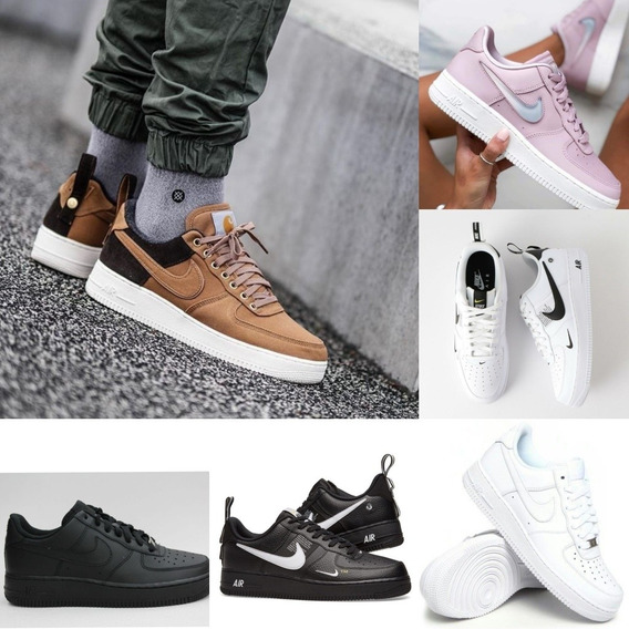 *+*zapatos Nike Force One Carhartt / Force Af1 / Clasico*+*
