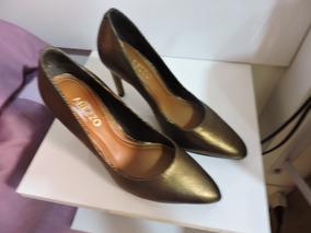 e1f2d35fd0 Sapato Numero 34 Salto Alto - Sapatos no Mercado Livre Brasil