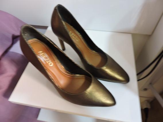 Sapatos Social Arezzo Numero 34