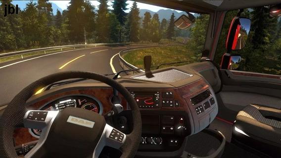 Jogo Top Euro Truck Simulator2 Pc Mídia Digital Frete Grátis