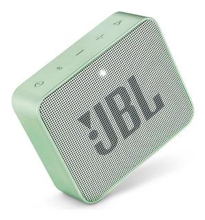 Bc.ec Parlante Portatil Jbl Go 2 Bluetooth, Original, Iva In