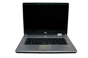 Notebook Semp Toshiba Usado Funcionando Para Usar As Peças