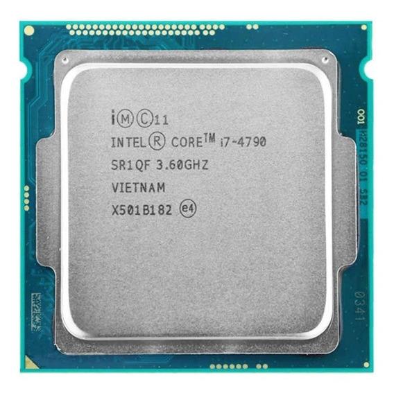 Processador Intel Core I7 4790