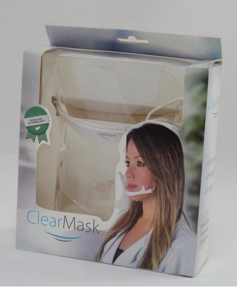 Mascara Clearmask Profissional Higieni Stética Estek 3 Refis