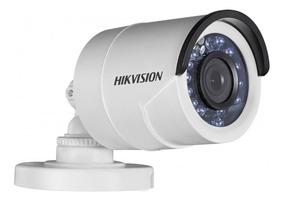 Câmera Bullet Hikvision 2 Mp Full Hd 1080p Ds-2ce1ad0t-irp