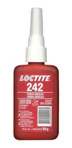 Trava Rosca Loctite 242 50g - Média Resistência 223850
