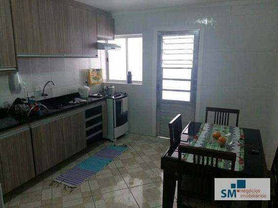 Casa Residencial À Venda, Jardim Via Anchieta, São Bernardo Do Campo. - Ca0073