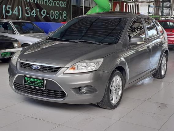 Focus 2.0 Ghia 16v Gasolina 4p Automático