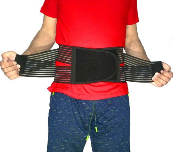 Soporte Lumbar Abdomen Cinturón De Compresión Para Hombre