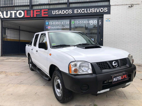 Nissan Frontier Np300 2.5 Cabina Doble 4x2 2012