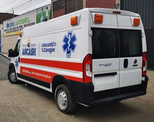 Venta De Ambulancias