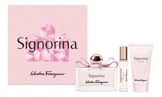 Gift Set Signorina By Salvatore Ferragamo Envio Gratis Msi